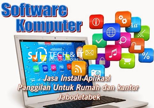 Jasa Install Aplikasi Panggilan Untuk Rumah dan kantor Jabodetabek